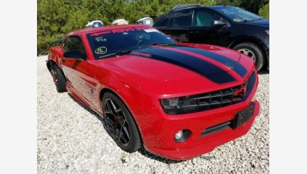 2013 Chevrolet Camaro LT Coupe for sale 101222260