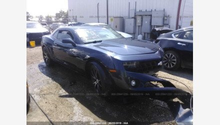 2013 Chevrolet Camaro LT Coupe for sale 101222370