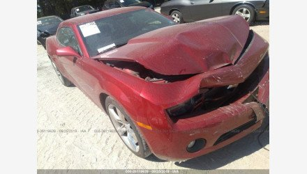2013 Chevrolet Camaro LT Coupe for sale 101222394