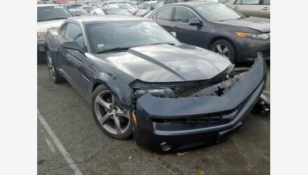 2013 Chevrolet Camaro LT Coupe for sale 101222698