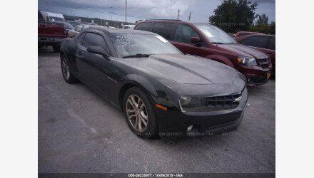 2013 Chevrolet Camaro LT Coupe for sale 101223951