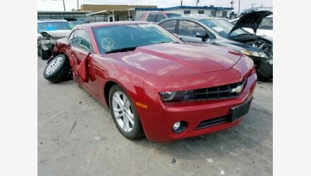 2013 Chevrolet Camaro LT Coupe for sale 101225012