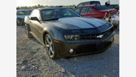 2013 Chevrolet Camaro LT Coupe for sale 101225787