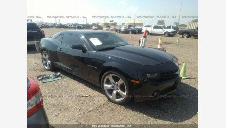 2013 Chevrolet Camaro LS Coupe for sale 101225956