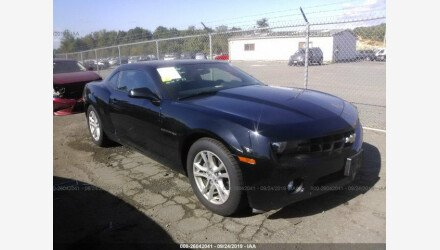 2013 Chevrolet Camaro LT Coupe for sale 101226182