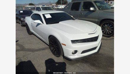 2013 Chevrolet Camaro SS Coupe for sale 101229059