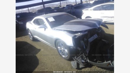 2013 Chevrolet Camaro LS Coupe for sale 101229060