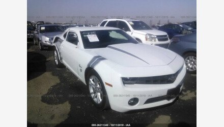 2013 Chevrolet Camaro LS Coupe for sale 101230375