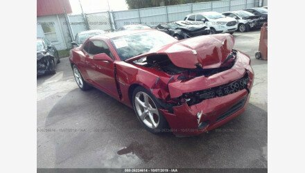 2013 Chevrolet Camaro LT Coupe for sale 101231990