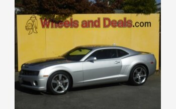 2013 Chevrolet Camaro SS Coupe for sale 101233659