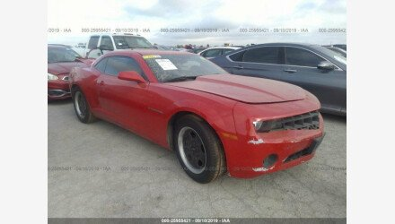 2013 Chevrolet Camaro LS Coupe for sale 101235890