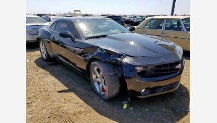 2013 Chevrolet Camaro LT Coupe for sale 101238685