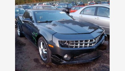 2013 Chevrolet Camaro LT Coupe for sale 101249400
