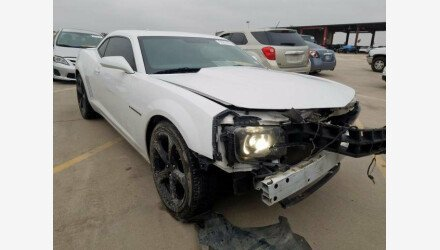 2013 Chevrolet Camaro LT Coupe for sale 101251091