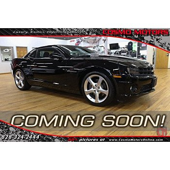 2013 Chevrolet Camaro SS Coupe for sale 101268553