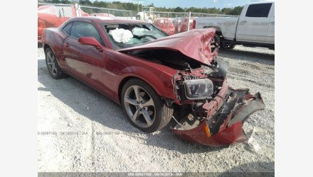 2013 Chevrolet Camaro LT Coupe for sale 101268879