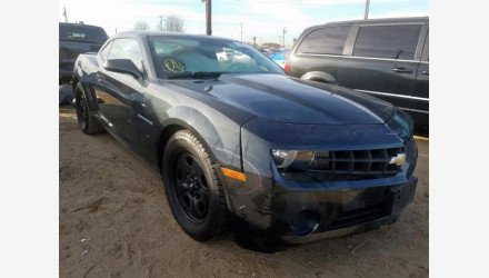 2013 Chevrolet Camaro LS Coupe for sale 101270566