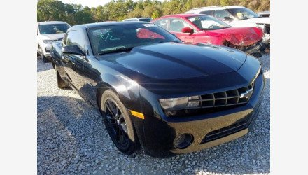 2013 Chevrolet Camaro LS Coupe for sale 101272034