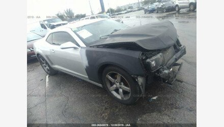 2013 Chevrolet Camaro LT Coupe for sale 101272171
