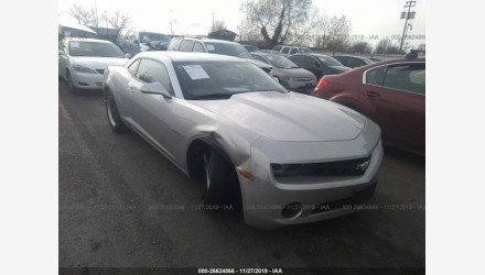 2013 Chevrolet Camaro LS Coupe for sale 101272205