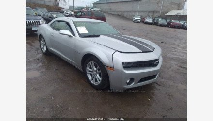 2013 Chevrolet Camaro LT Coupe for sale 101279243