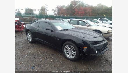 2013 Chevrolet Camaro LT Coupe for sale 101283666