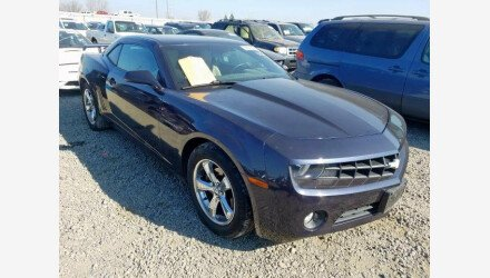 2013 Chevrolet Camaro LT Coupe for sale 101291092