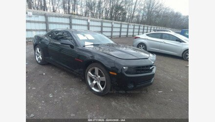 2013 Chevrolet Camaro LS Coupe for sale 101291310