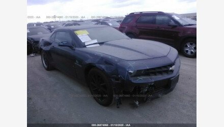 2013 Chevrolet Camaro LS Coupe for sale 101295267