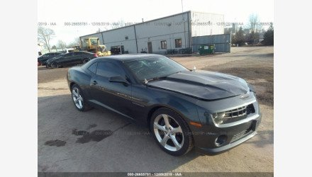 2013 Chevrolet Camaro SS Coupe for sale 101297470