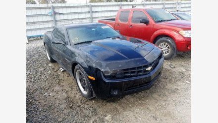 2013 Chevrolet Camaro LS Coupe for sale 101302748