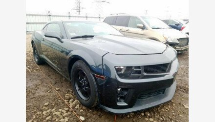 2013 Chevrolet Camaro LS Coupe for sale 101305705