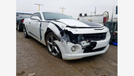 2013 Chevrolet Camaro SS Coupe for sale 101307896