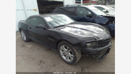 2013 Chevrolet Camaro LT Coupe for sale 101308995