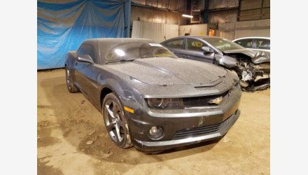2013 Chevrolet Camaro SS Coupe for sale 101359710