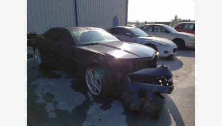 2013 Chevrolet Camaro LS Coupe for sale 101361263