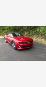 2013 Chevrolet Camaro Convertible for sale 101407286