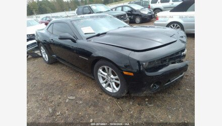 2013 Chevrolet Camaro LT Coupe for sale 101414003
