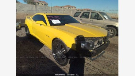 2013 Chevrolet Camaro LS Coupe for sale 101437157