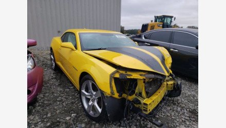 2013 Chevrolet Camaro LT Coupe for sale 101437863