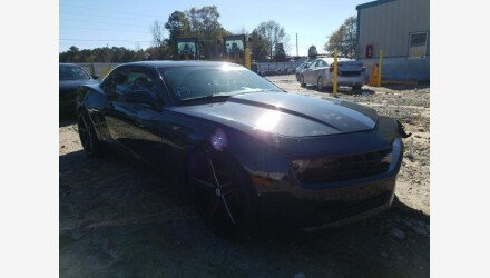 2013 Chevrolet Camaro LS Coupe for sale 101440563