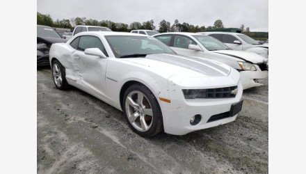 2013 Chevrolet Camaro LT Coupe for sale 101441195