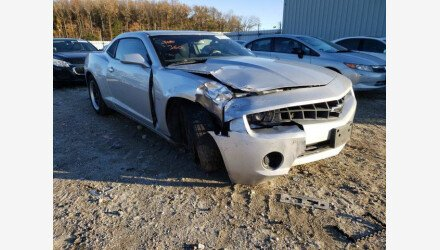 2013 Chevrolet Camaro LS Coupe for sale 101441240