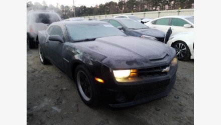 2013 Chevrolet Camaro LS Coupe for sale 101441300