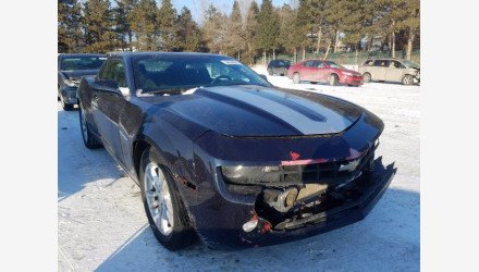 2013 Chevrolet Camaro LT Coupe for sale 101461653