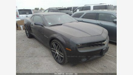 2013 Chevrolet Camaro LS Coupe for sale 101493580