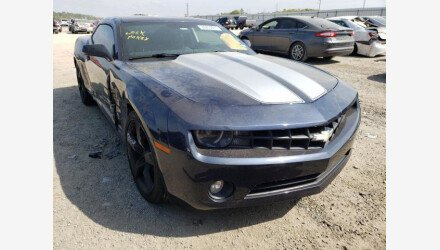 2013 Chevrolet Camaro LT Coupe for sale 101494248