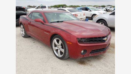 2013 Chevrolet Camaro LT Coupe for sale 101500561