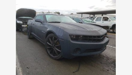 2013 Chevrolet Camaro LT Coupe for sale 101503162