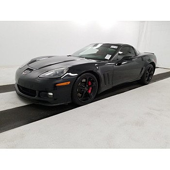 2013 Chevrolet Corvette Grand Sport Coupe for sale 101238227
